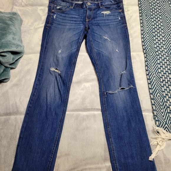 Express Jeans Stella skinny Size 4s